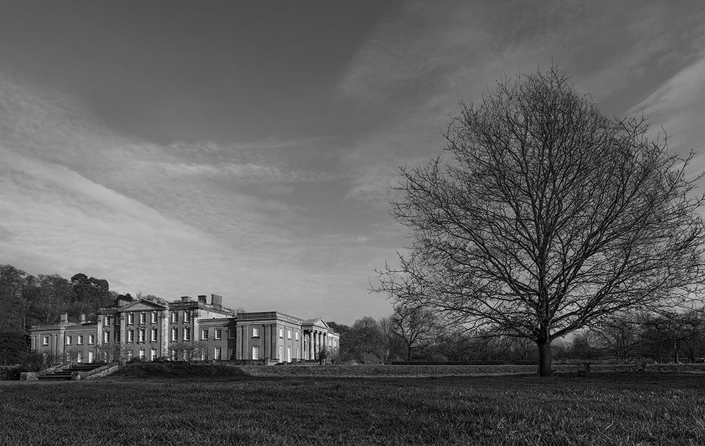 Himley Hall Park Winter Walk #5.