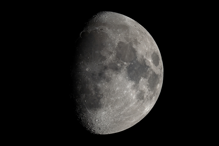 Waxing Gibbous Brierley Hill.